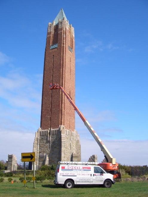 jones beach tower - boccia bros