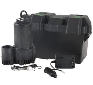 Battery Backup System   Suffolk County, NY   BOCCIA Inc. Waterproofing
